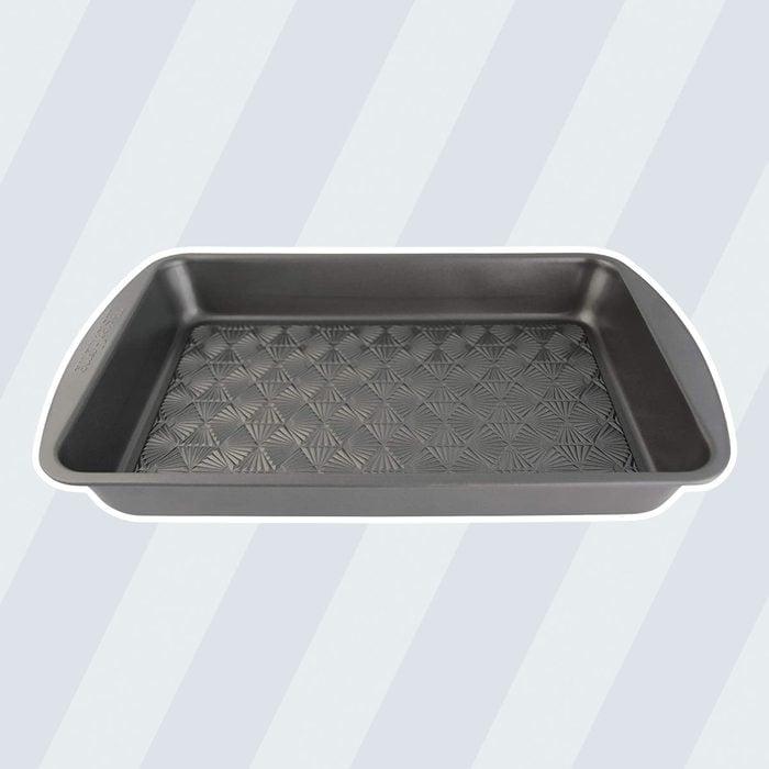 Taste of Home 13 x 9 inch Non-Stick Metal Baking Pan