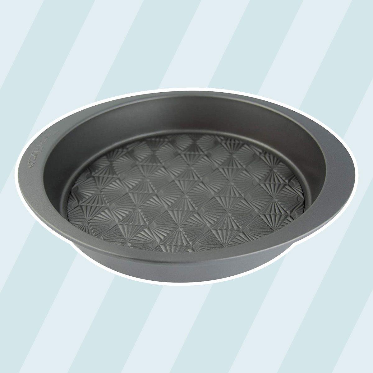 Taste of Home 9-inch Non-Stick Metal Round Baking Pan