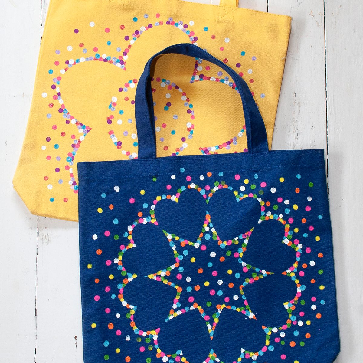 Canvas Tote for Mom