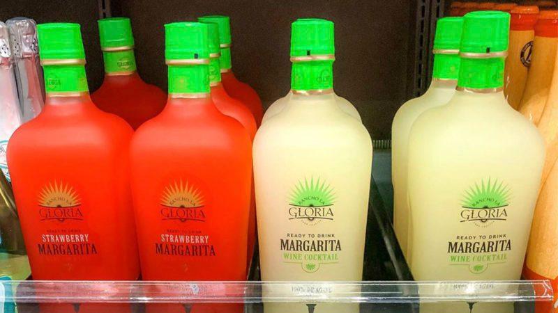 Margaritas on Aldi shelf