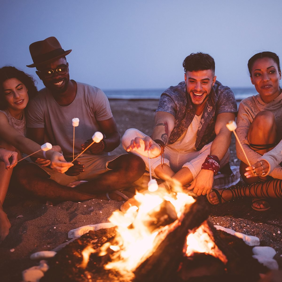 How to Host a Bonfire Party | Taste of Home