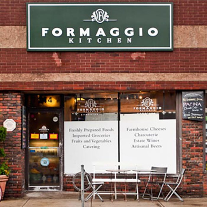Formaggio Kitchen, Cambridge