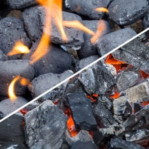 Charcoal vs. Wood Grilling: What's the Difference?