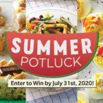 Summer Potluck Recipe Contest