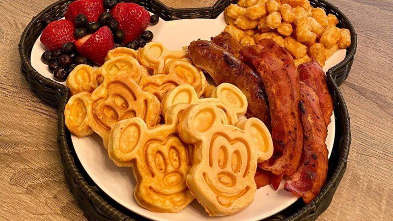 Disney charcuterie