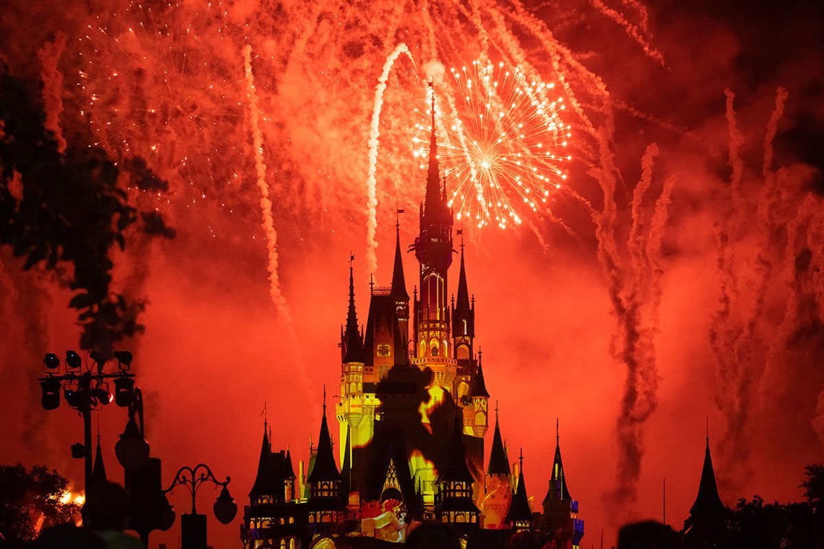 Taste Of Home Halloween 2020 Disney Is Streaming Its Halloween Fireworks Show | Taste of Home