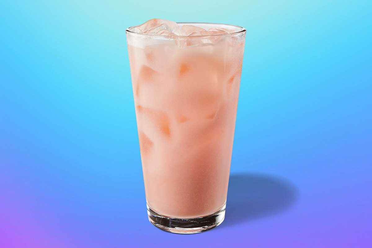 iced guava passiofruit starbucks