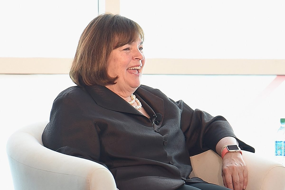 NEW YORK, NY - JUNE 10: Barefoot Contessa host Ina Garten takes part in the 2015 Forbes Women's Summit: Transforming The Rules Of Engagement at Pier 60 on June 10, 2015 in New York City. (Photo by Michael Loccisano/Getty Images)