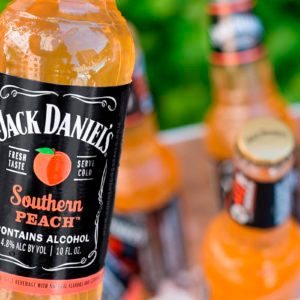 Jack Daniel's Southern Peach Cocktail Will Be Your New Favorite Thing About Summer