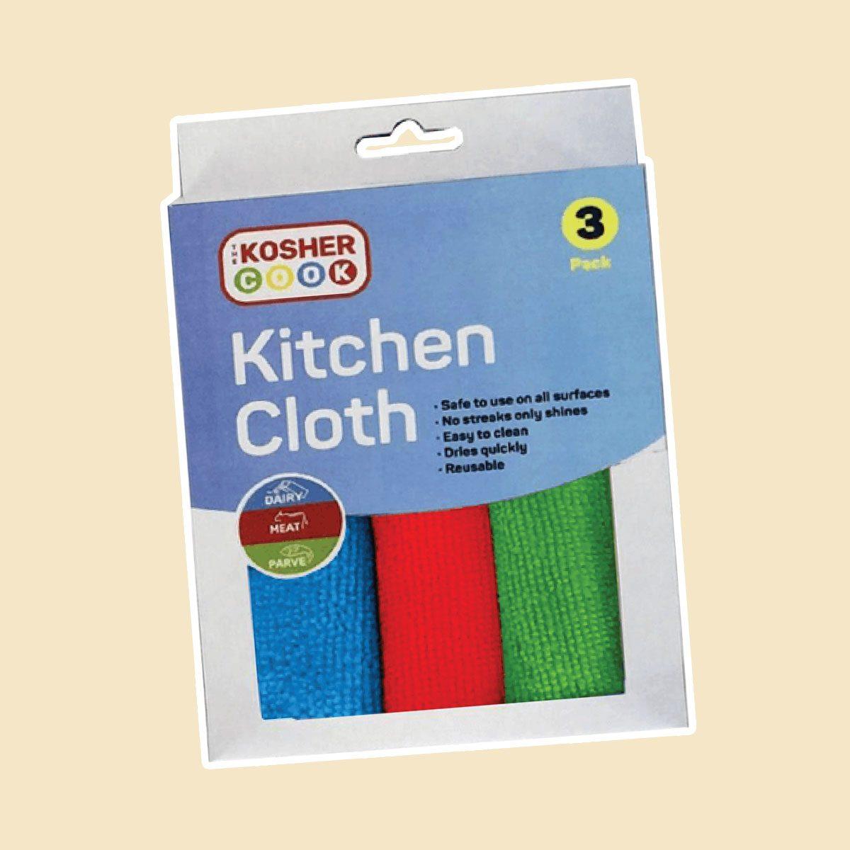 Micro Fiber Kitchen Cloth Multi Color