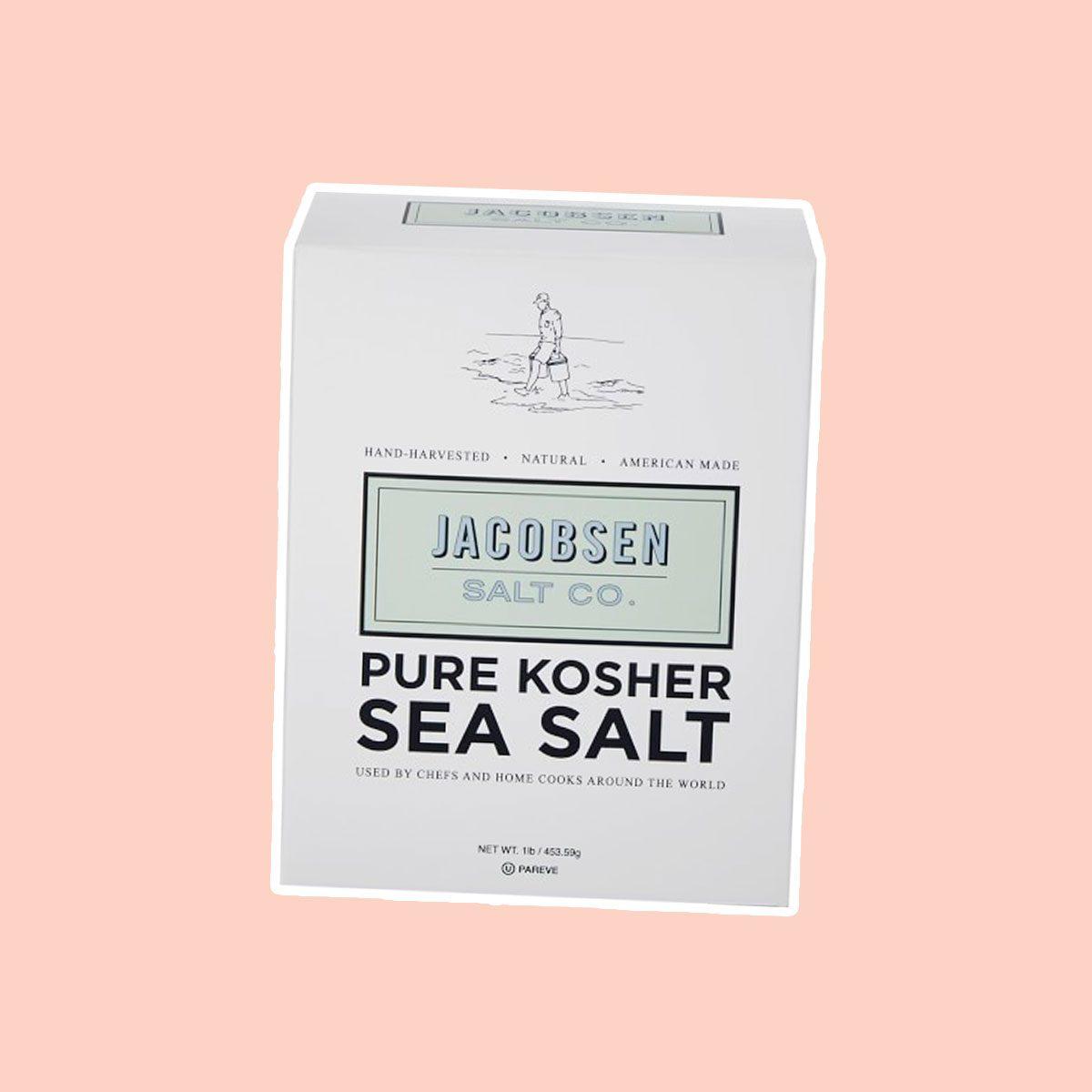 Jacobsen Kosher Salt Box