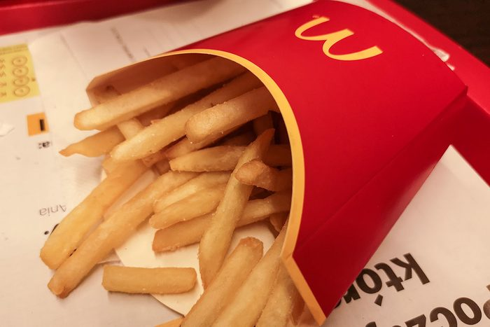 mcdonalds's french fries