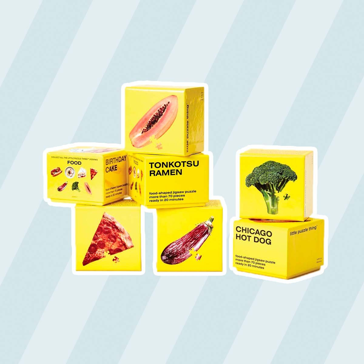 little puzzle thing® | Series 1: Food Bundle