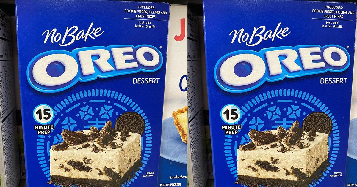 This No Bake Oreo Dessert Is What Dreams Are Made Of Taste Of Home