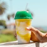 Taco Bell Just Launched a Pineapple Whip Freeze, and It's a Tropical Vacation in a Cup