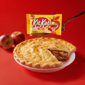 Apple Pie Kit Kats Are Coming This Summer, and We Can't Wait