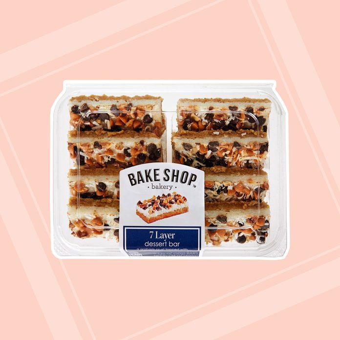 Bake Shop 7 Layer Bars