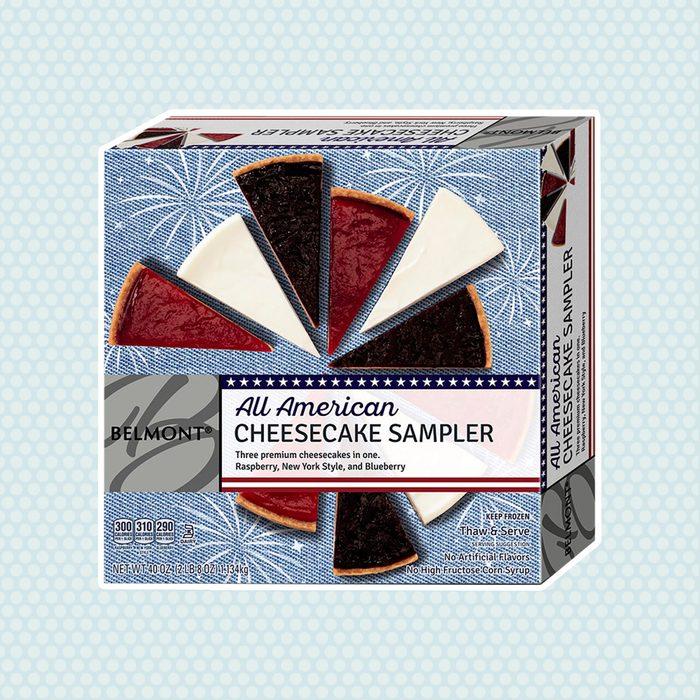 Belmont All American Cheesecake Sampler