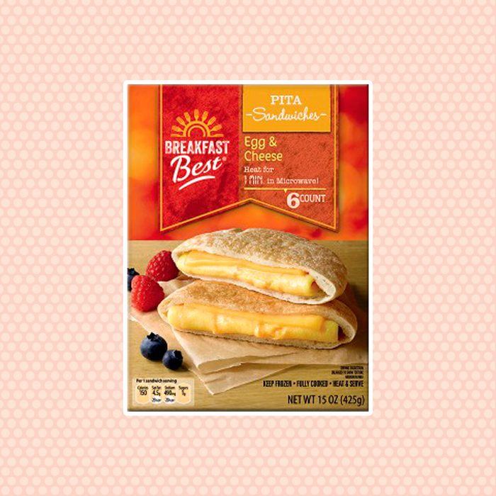 Breakfast Best Egg Cheese Breakfast Pita
