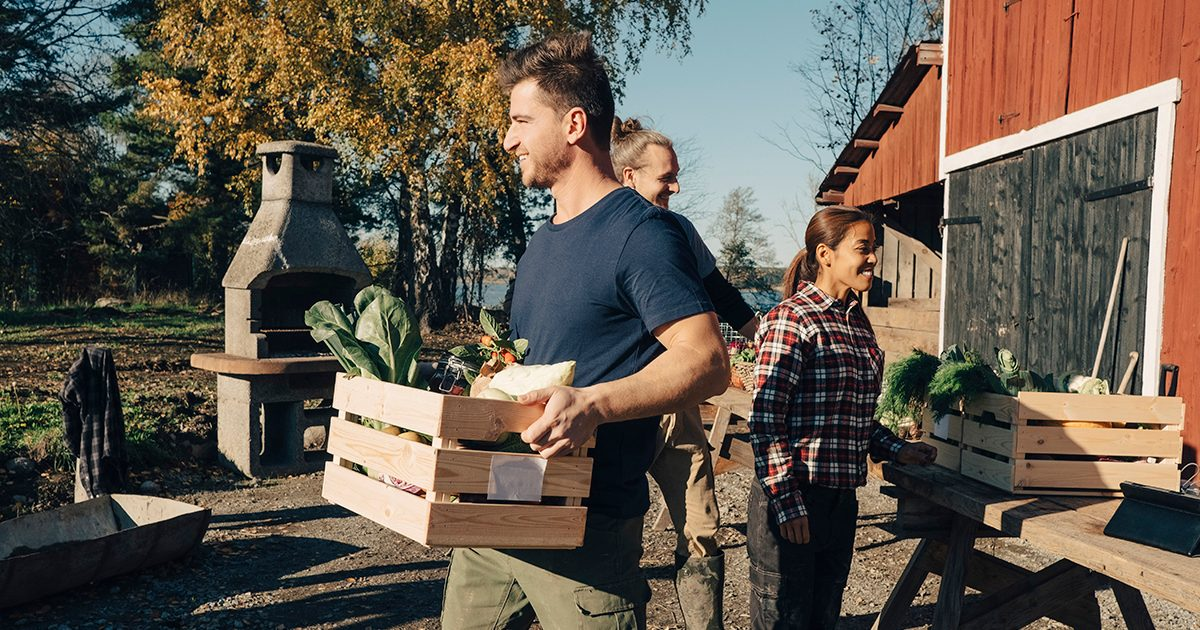 Farmers Are Selling More CSA Shares Than EVER—Here's Why