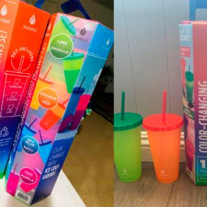 Costco Is Selling a Set of Color-Changing Cups That We Just Can't Get Enough Of