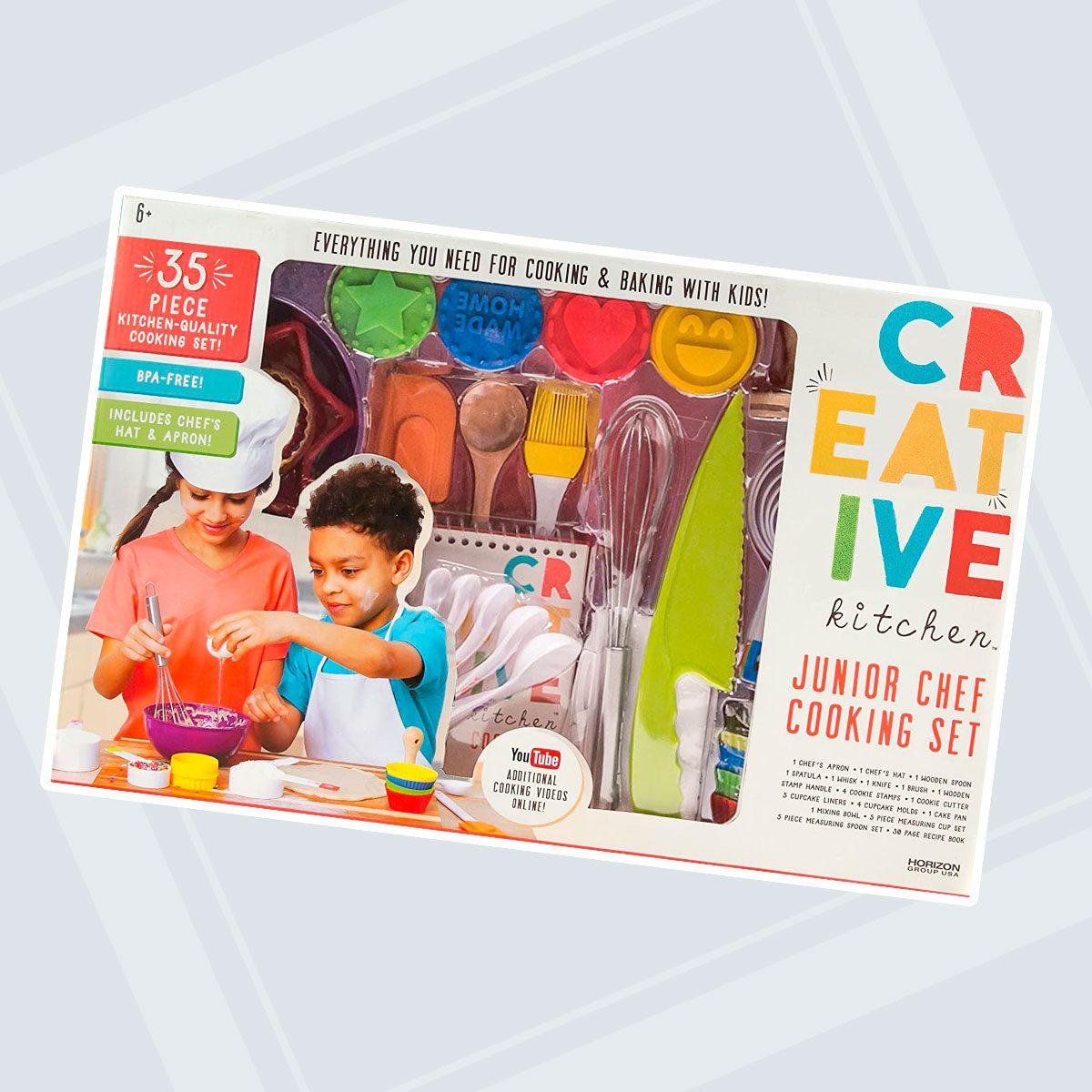 CrEATive Kitchen Junior Chef Set