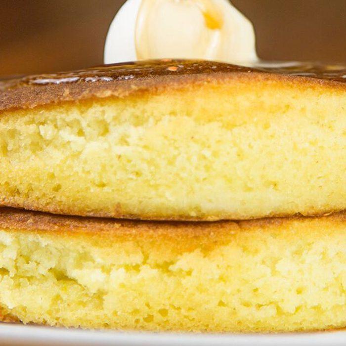 Crockett's Breakfast Camp, Gatlinburg pancakes