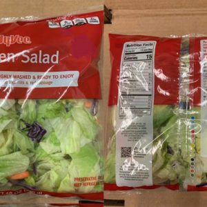 The FDA Is Investigating a Cyclospora Outbreak That May Be Linked to Bagged Salad