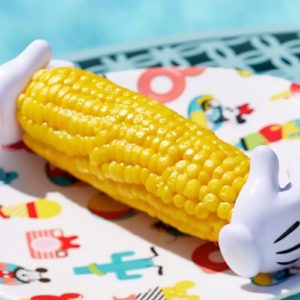 These Mickey Mouse Corn Holders Are the Cutest Cookout Accessory