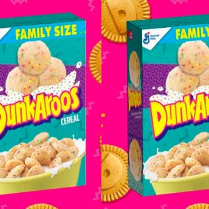 Dunkaroos May Be Coming Out with a Cereal That Will Take You Straight Back to the '90s