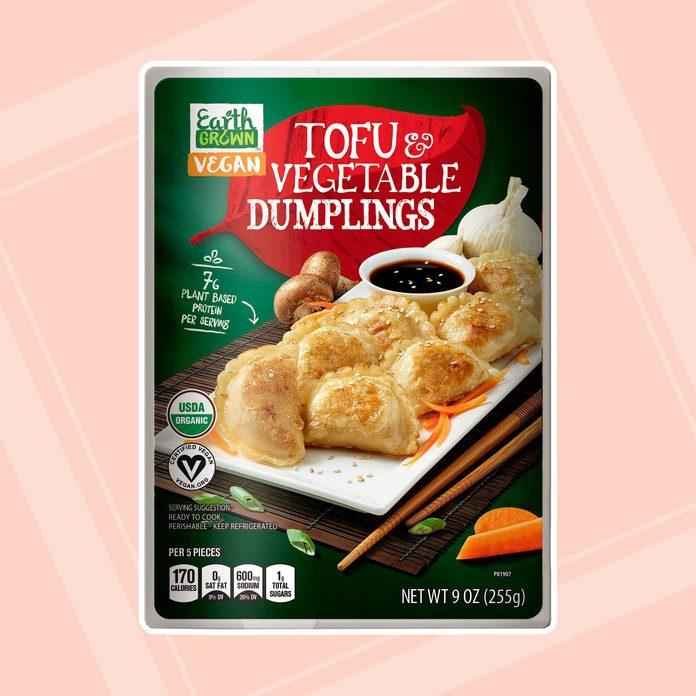 Earth Grown Tofu Vegan Dumplings