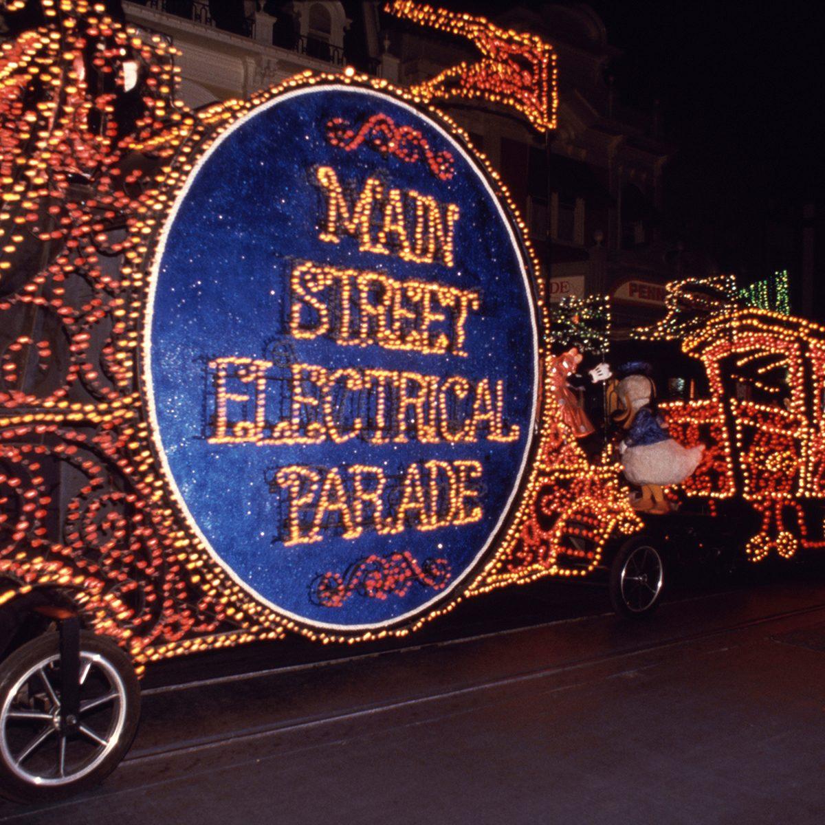 Walt Disney World Resort à Lake Buena Vista, Floride le 4 octobre 1986, Etats-Unis. (Photo by Jean GUICHARD/Gamma-Rapho via Getty Images)