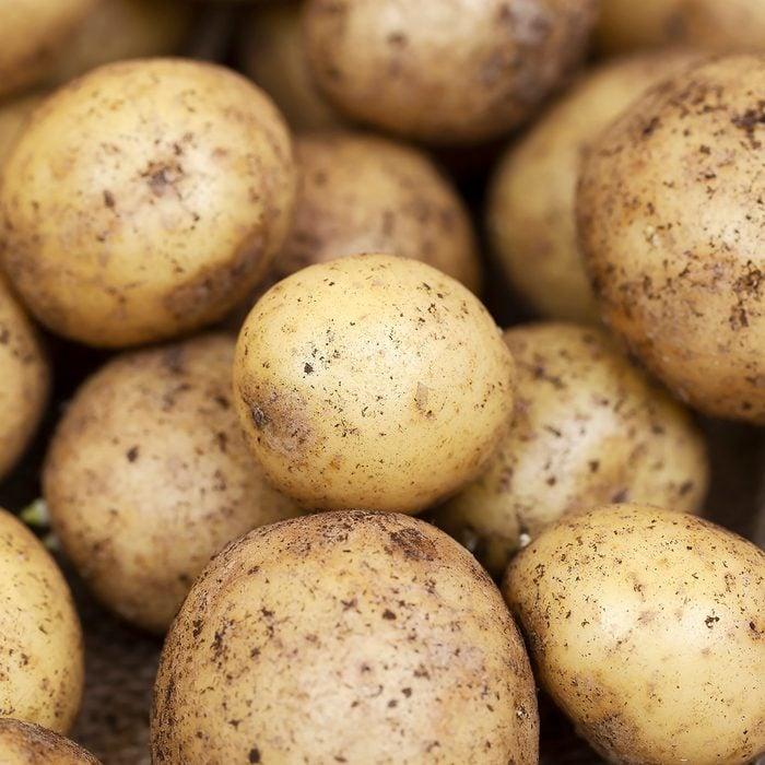 Bunch of potatoes