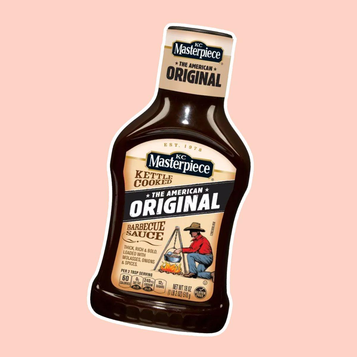 KC Masterpiece Original Barbecue Sauce - 18oz