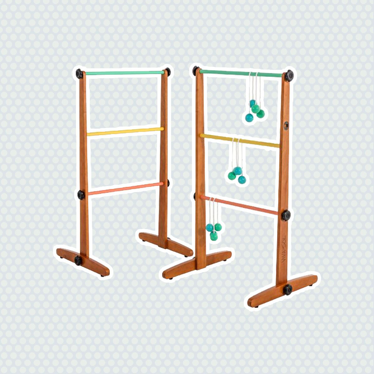 Ladder Ball with Carrying Case