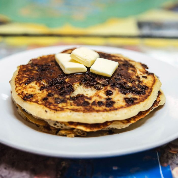 Louis Restaurant, Providence pancakes