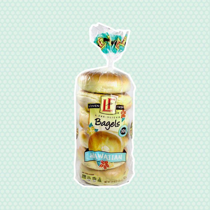 Loven Fresh Hawaiian Bagels