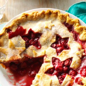 How to Make a Cherry Pie That Tastes Like Summer