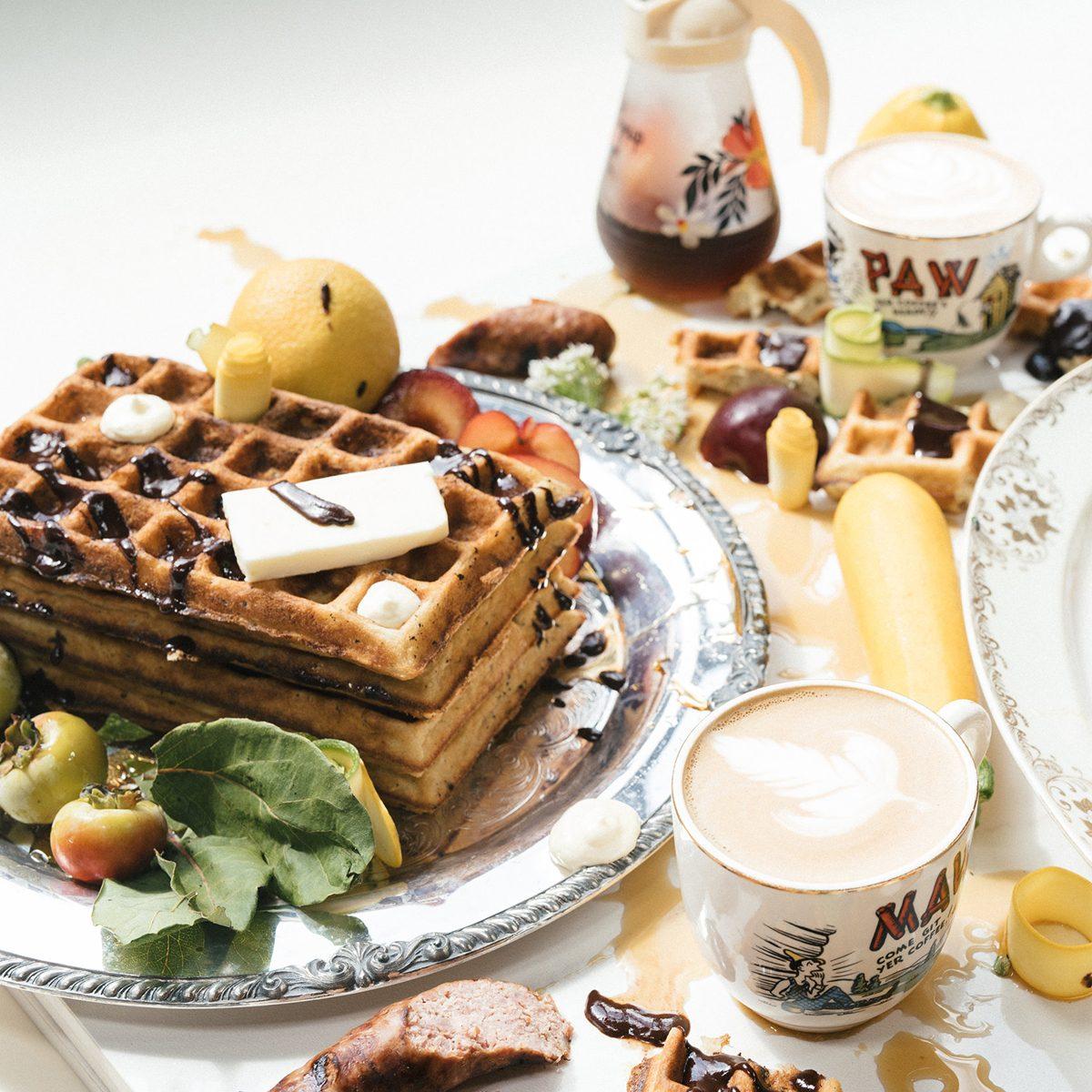 Milktooth waffles
