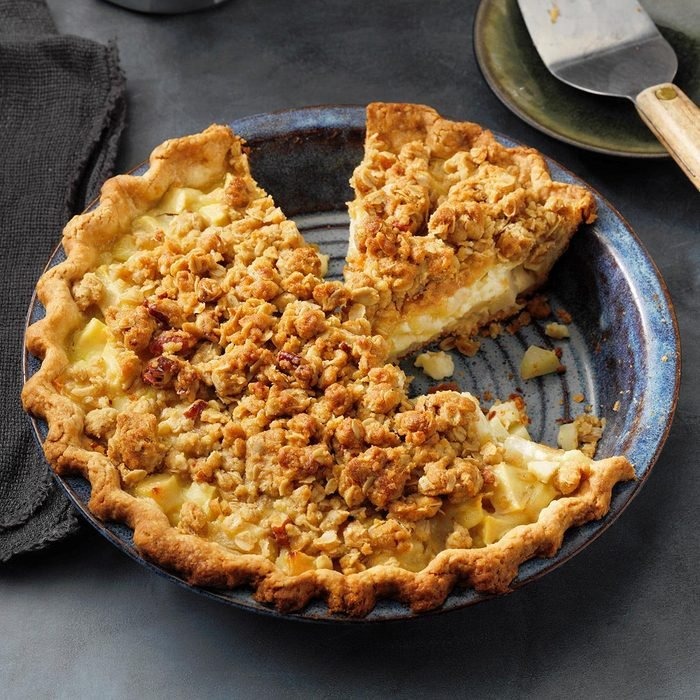Orchard Pear Pie