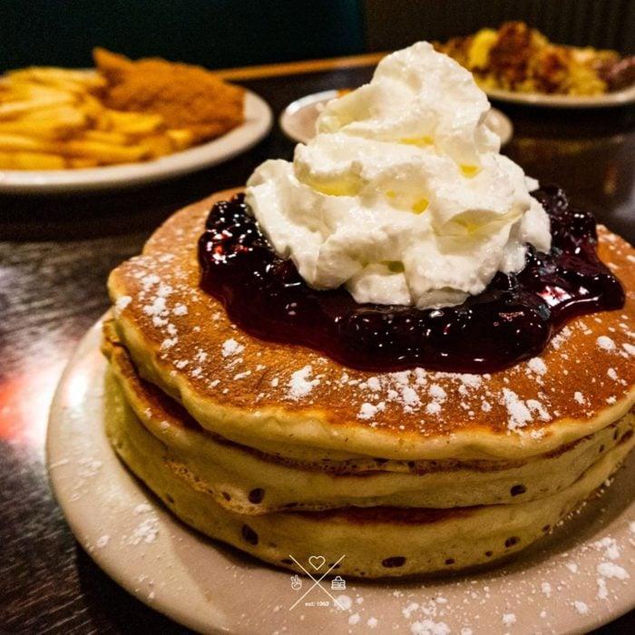 Paul's Pancake Parlor, Missoula pancakes