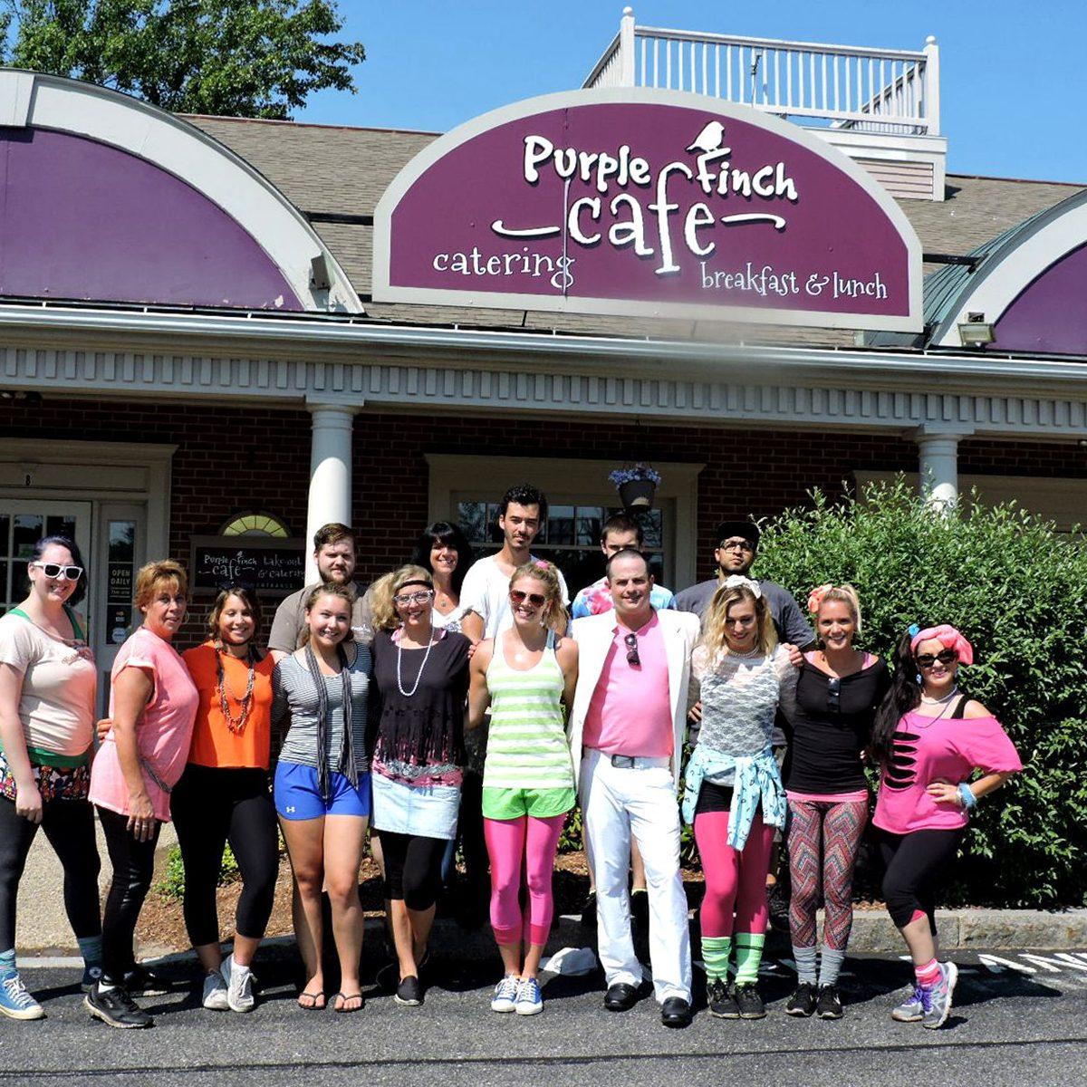 Purple Finch Cafe