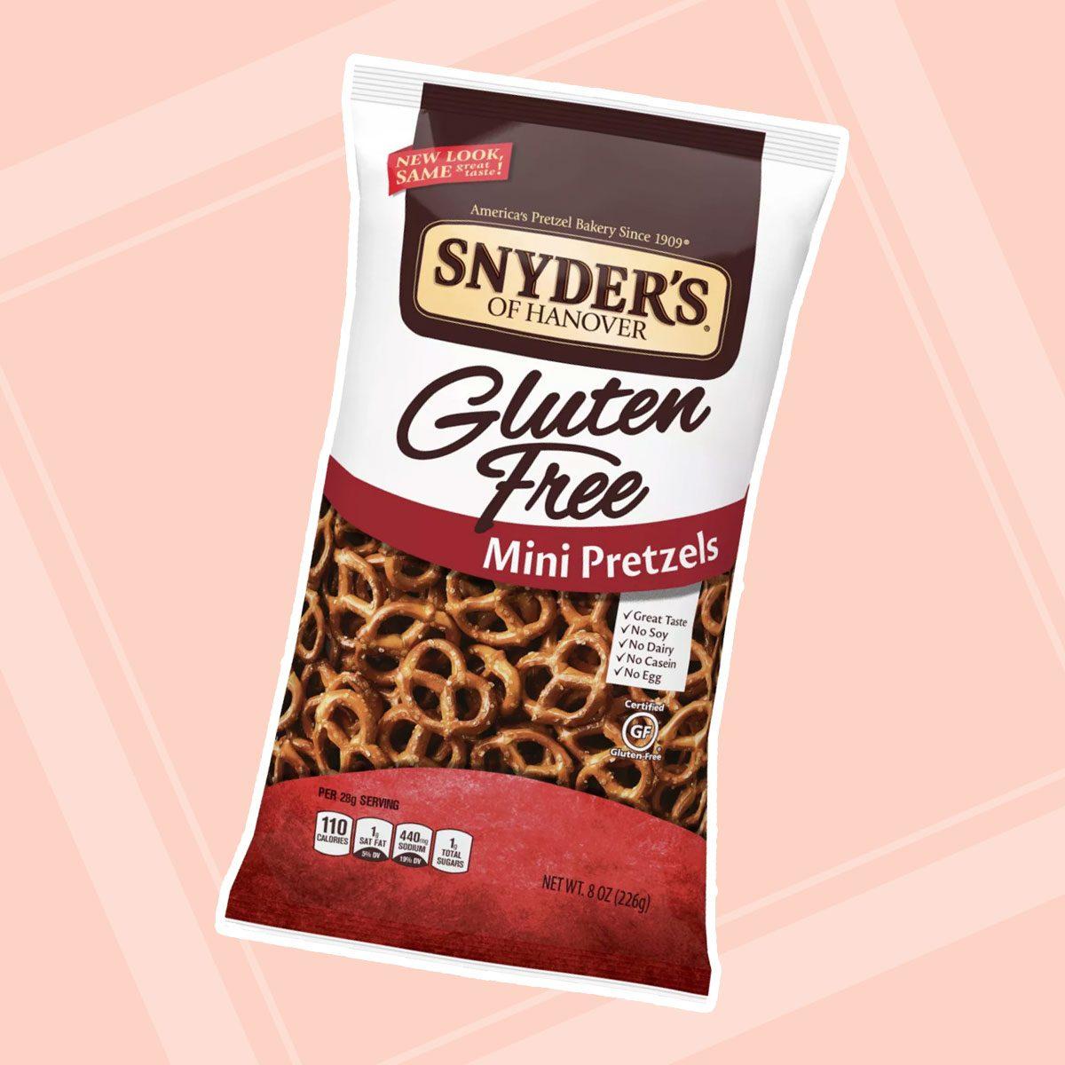 Snyders Gluten-Free Mini Pretzels