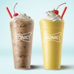 Sonic Is Making Brownie Batter AND Cake Batter Shakes for Summer 2020