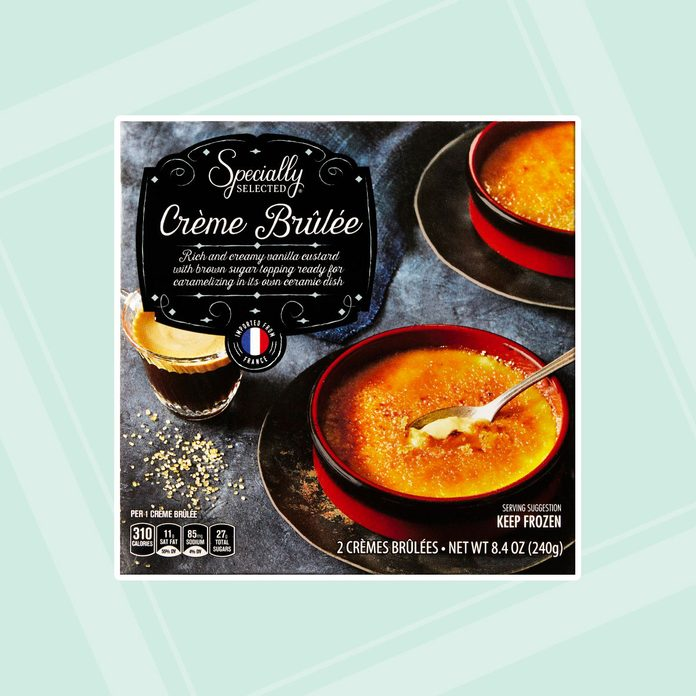 Specially Selected Creme Brulee