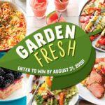 Garden Fresh Recipe Contest