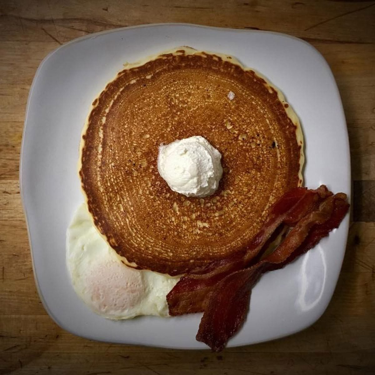 Tally's Silver Spoon, Rapid City pancake