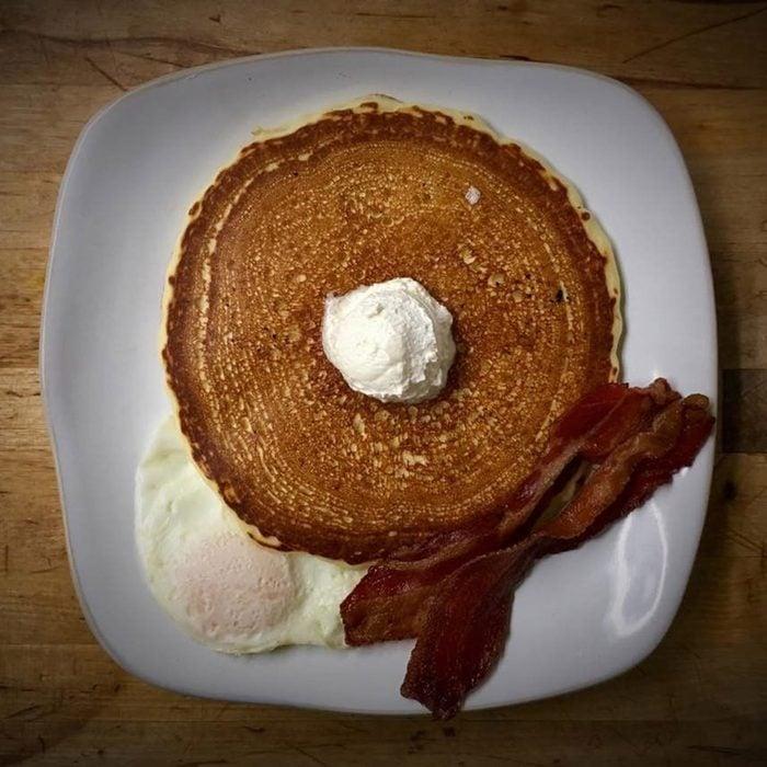 Tally's Silver Spoon, Rapid City pancake