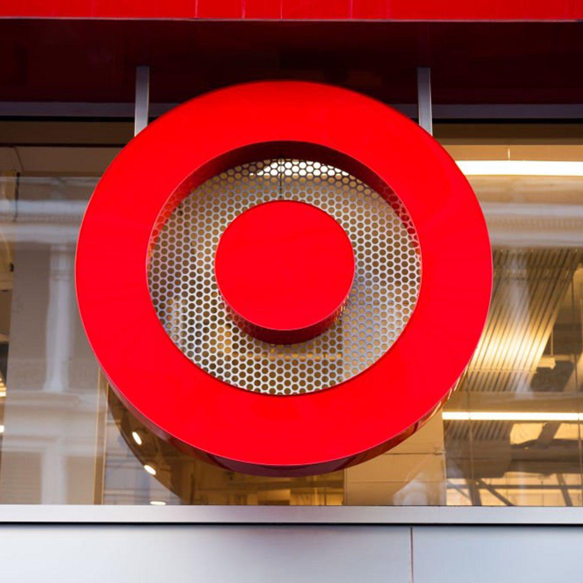 American retailer Target superstore logo