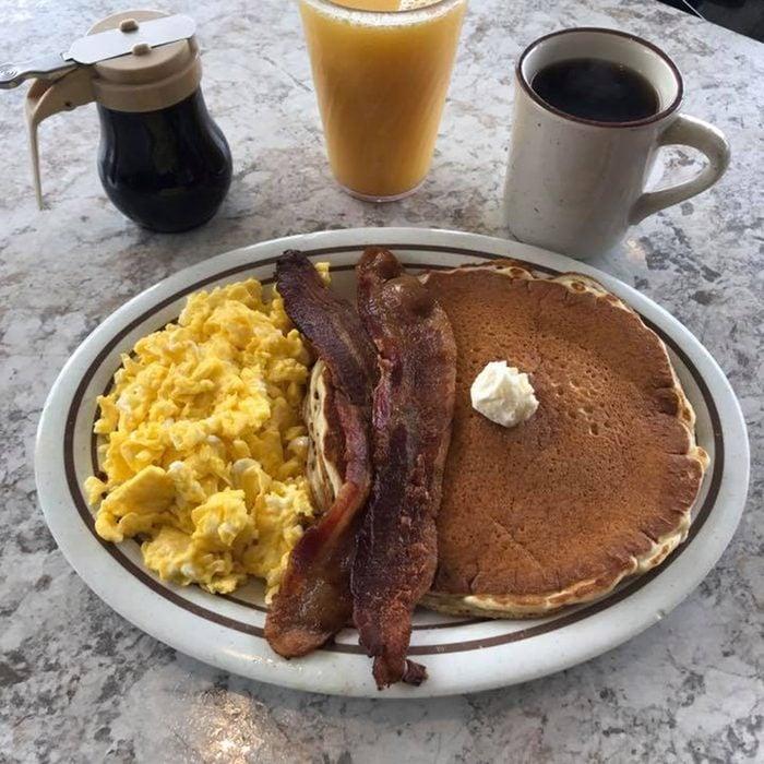 The Shack on Broadway, Fargo pancakes